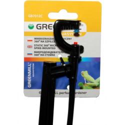 Żyłka do podkaszarek 2,0 X 10 m, prostokątna