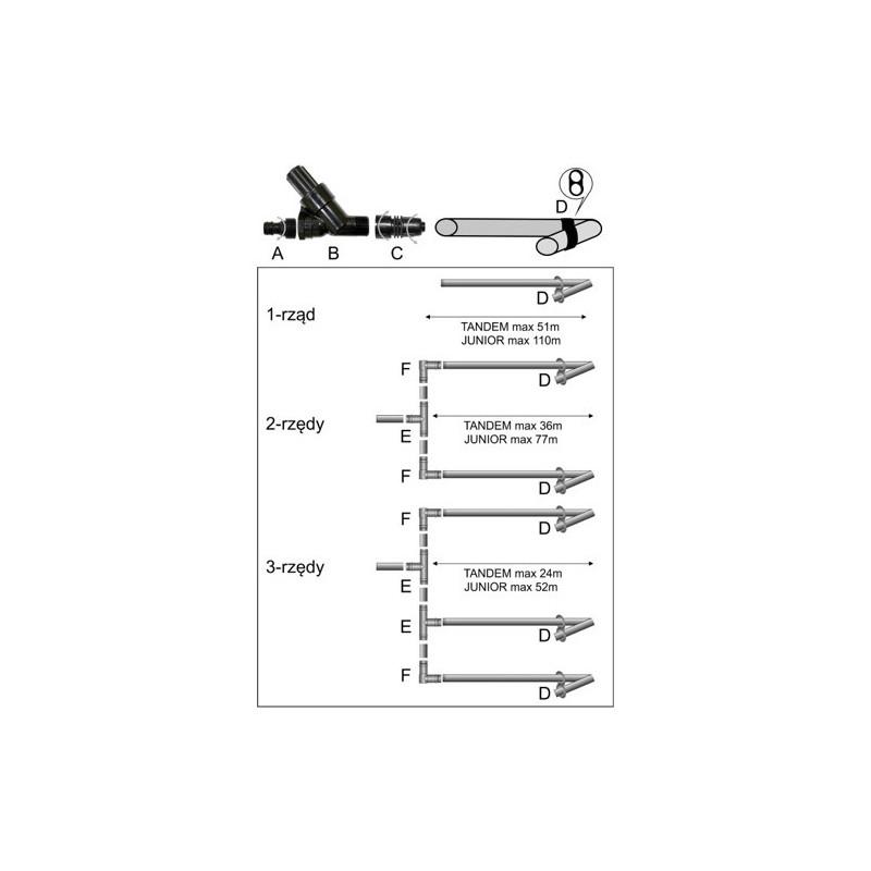 Kosiarka elektryczna PowerMax 1600/37 (5037-20)