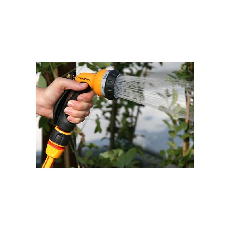 Akumulatorowa kosiarka bębnowa 380 Li z koszem (4025-20)