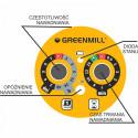 Micro-Drip-System - zraszacz wahadłowy OS 90 (8361-20)