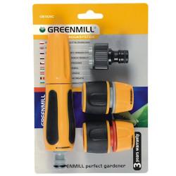 Combisystem - grabie wachlarzowe regulowane 30 - 50 cm (3103-20)