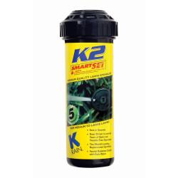 Combisystem - wertykulator do trawy na kółkach 32 cm (3395-20)