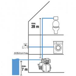 Gardena MicroDripSystem dysza zraszająca 180 5 szt. 136729 GA1367