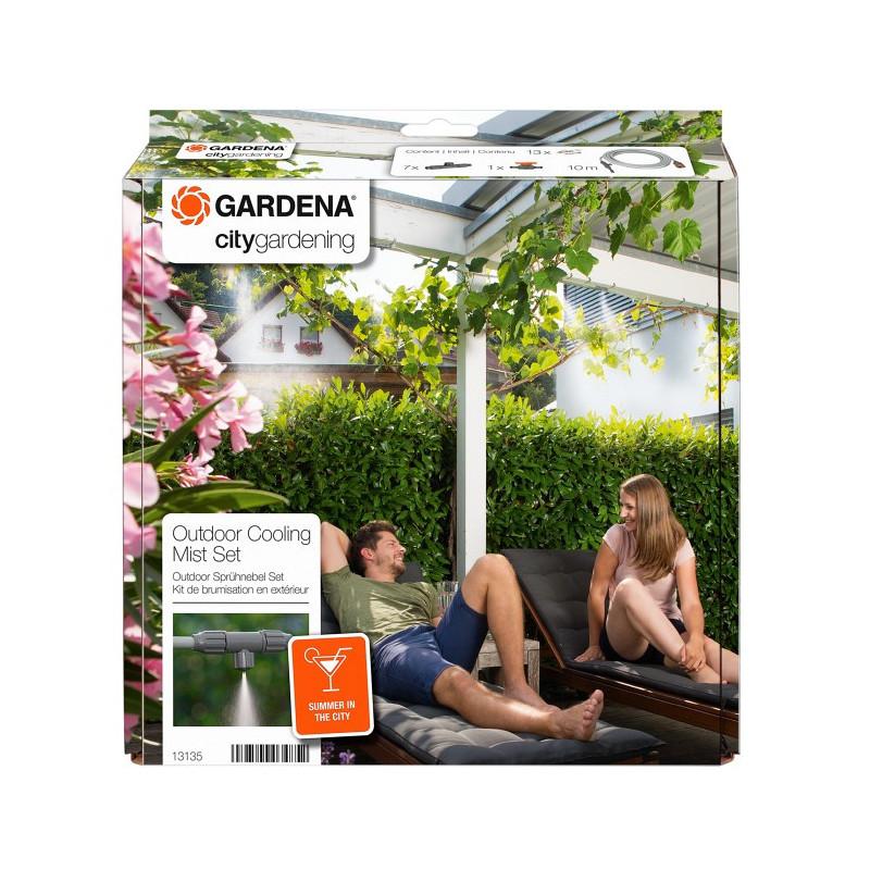 Gardena MicroDripSystem linia kroplująca 13 mm 12cal do rozbudowy zestawu M i L 1313120 GABARYT GA13131