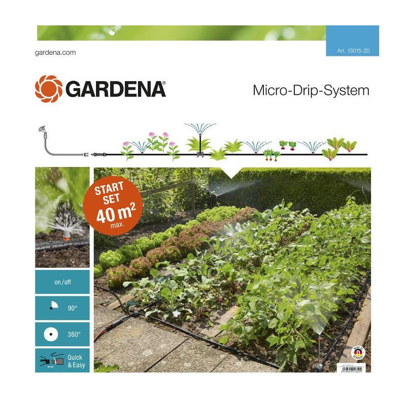 Gardena Combisystem trzonek drewniany FSC 100procent 180 cm 372820 GABARYT GA3728