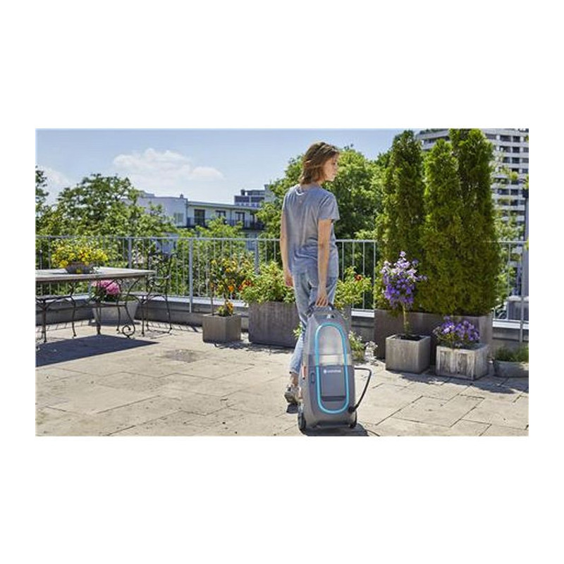Gardena Combisystem grabie wachlarzowe regulowane 30 50 cm 310320 GA3103