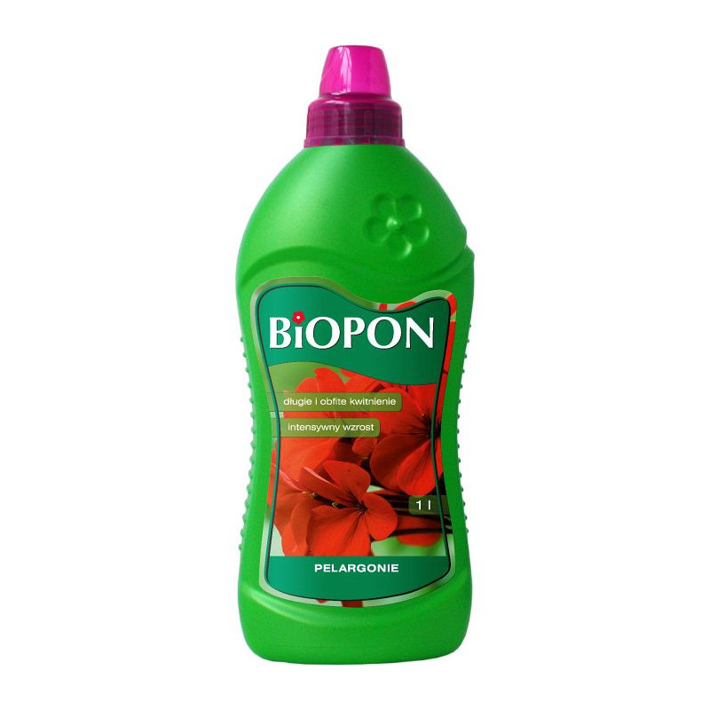 Biopon Biopon do pelargonii 1l PB1050