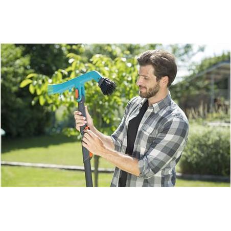 Gardena Comfort teleskopowe nożyce do gałęzi starcut 410 plus 1200120 GABARYT GA12001