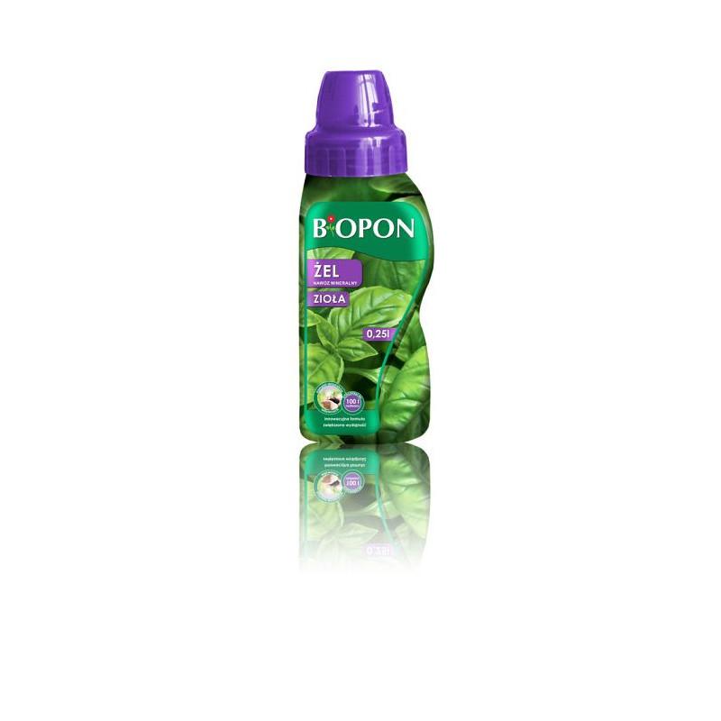 Biopon Biopon żel do ziół 0.25l PB1748