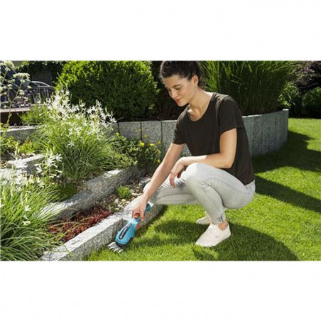 Gardena Comfort nożyce do trawy z trzonkiem 1210020 GABARYT GA12100