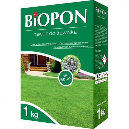 Biopon Biopon do trawnika 1kg PB2011
