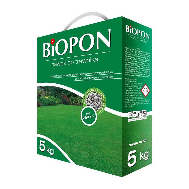 Biopon Biopon do trawnika 5kg PB2012