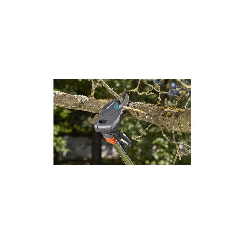 Gardena Akumulatorowe nożyce do żywopłotu powercut Li4060 bez akumulatora 986055 GA9860B