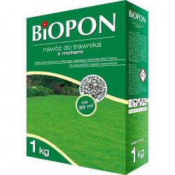 Biopon Biopon do trawników z mchem 1kg PB2021