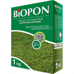 Biopon Biopon do trawników zachwaszczonych 1kg PB2031