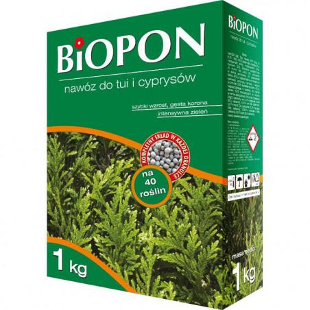 Biopon Biopon do cyprysów i thui 1kg PB2045