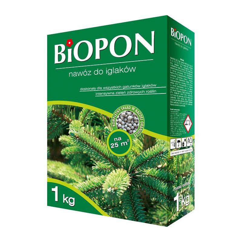 Biopon Biopon do iglaków 1kg PB2051