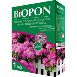 Biopon Biopon do rododendronów azalii i różaneczników 1kg PB2111