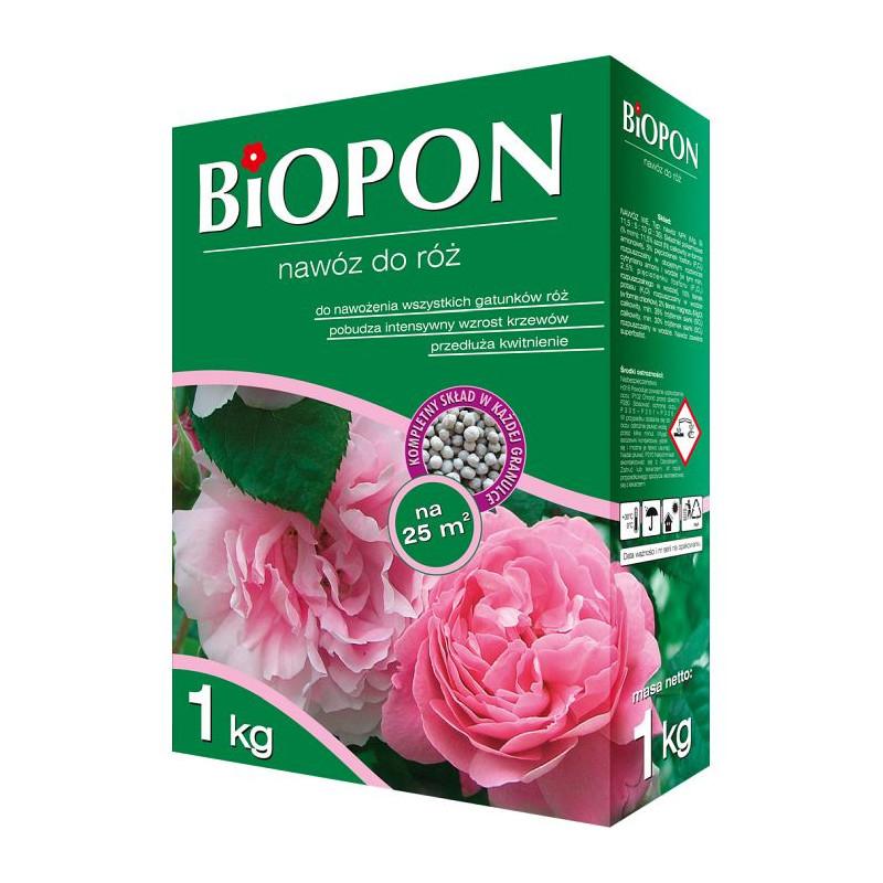 Biopon Biopon do róż 1kg PB2121