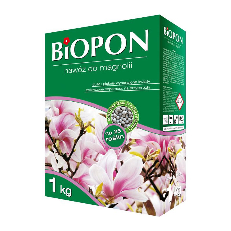 Biopon Biopon do magnolii 1kg PB2141
