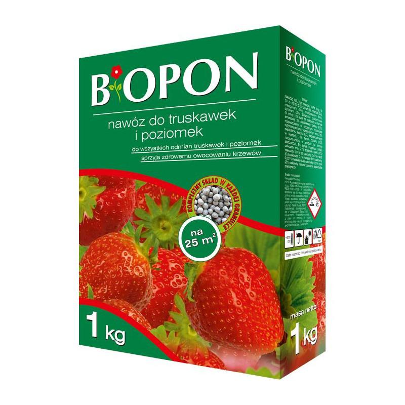 Biopon Biopon do truskawek poziomek 1kg PB2165