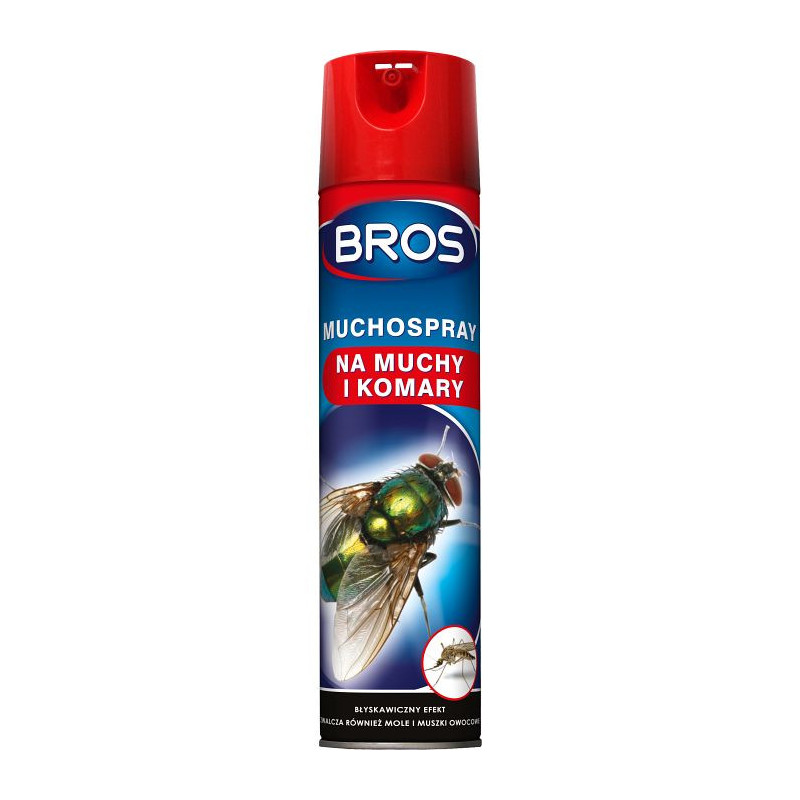 Bros Bros muchospray 400ml OS2070