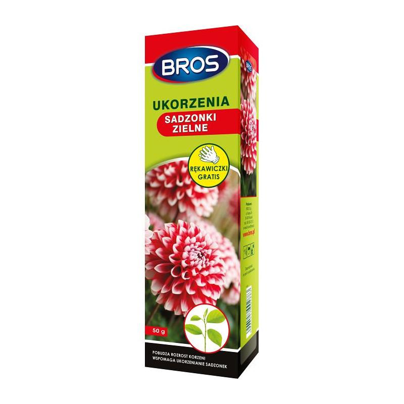 Bros Bros ukorzeniacz sadzonki zielne 50g OS6050
