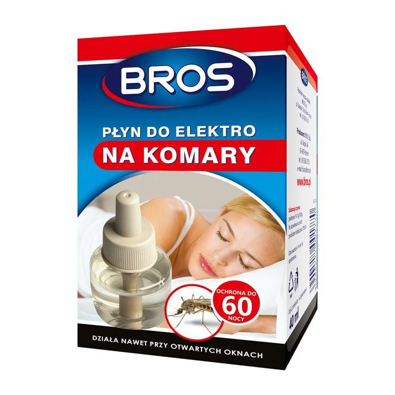 Bros Bros płyn do elektrofumigatora na komary 60 nocy OS2202
