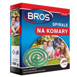 Bros Bros spray komary i kleszcze MAX 90ml OS2306