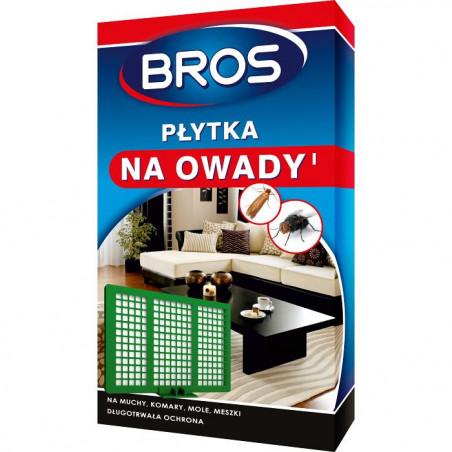 Bros Bros płytka na owady 1szt OS2500