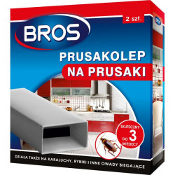 Bros Bros lep okrągły na muchy 1szt OS2652