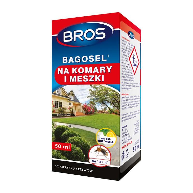 Bros Bros bagosel do oprysku przeciwko komarom 100ec 50ml OS2706
