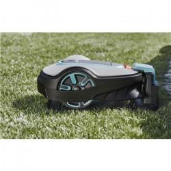 Gardena Smart robot koszący Sileno life 1250 zestaw robot koszącyi router 1911532 GA19115
