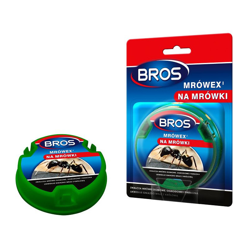 Bros Bros mrówex preparat w karmniku 10g OS3090