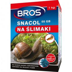 Bros Bros snacol na ślimaki 05GB 200g OS4000