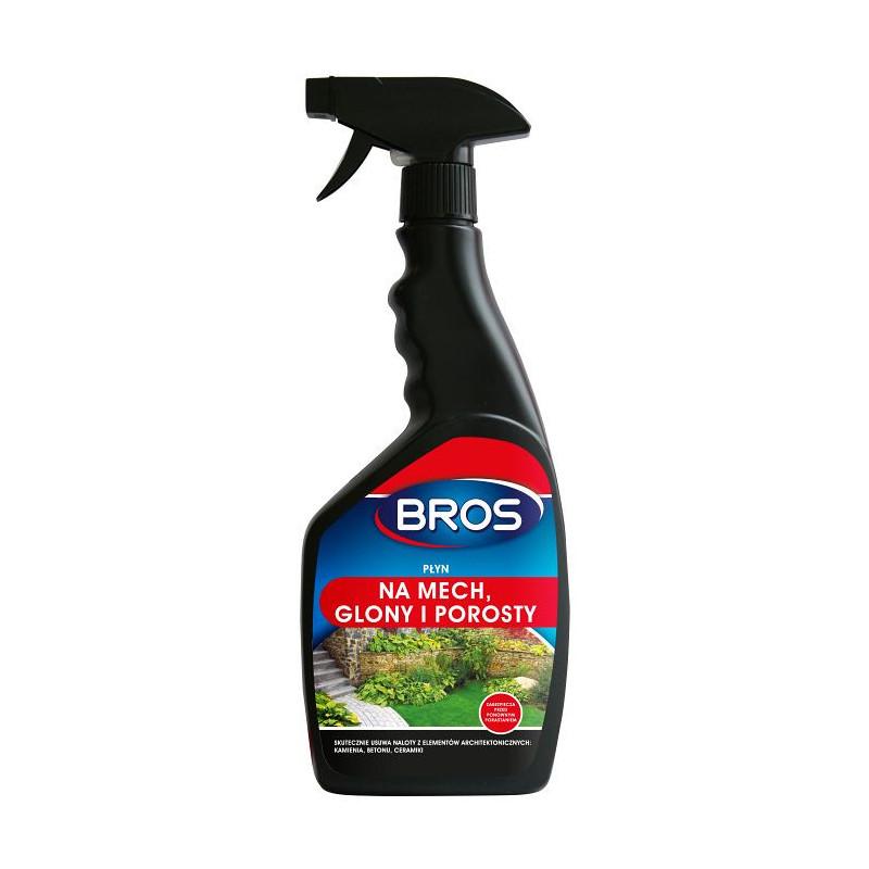 Bros Bros płyn na mech glony i porosty 500ml OS5500