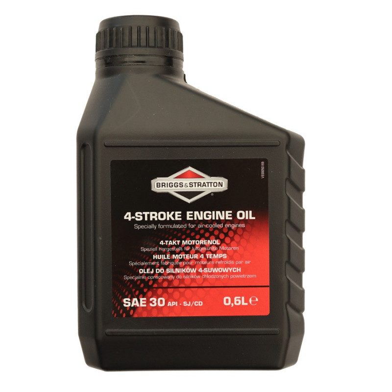 BS Olej silnikowy SAE30 0 6l BS YS0020