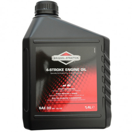 BS Olej silnikowy SAE30 1.4l BS YS0028