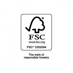 Gardena Natureline szpadel prosty z trzonkiem FSC 100procent 1700020 GABARYT GA17000