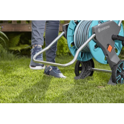 Gardena Metalowy wózek na wąż 100 267420 GA2674