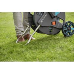 Gardena Wózek na wąż aquaroll L Easy Metal 1855020 GABARYT GA18550