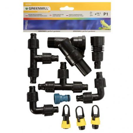 Greenmill Aquasystem Opryskiwacz plecakowy profesjonalny 16l GB9160