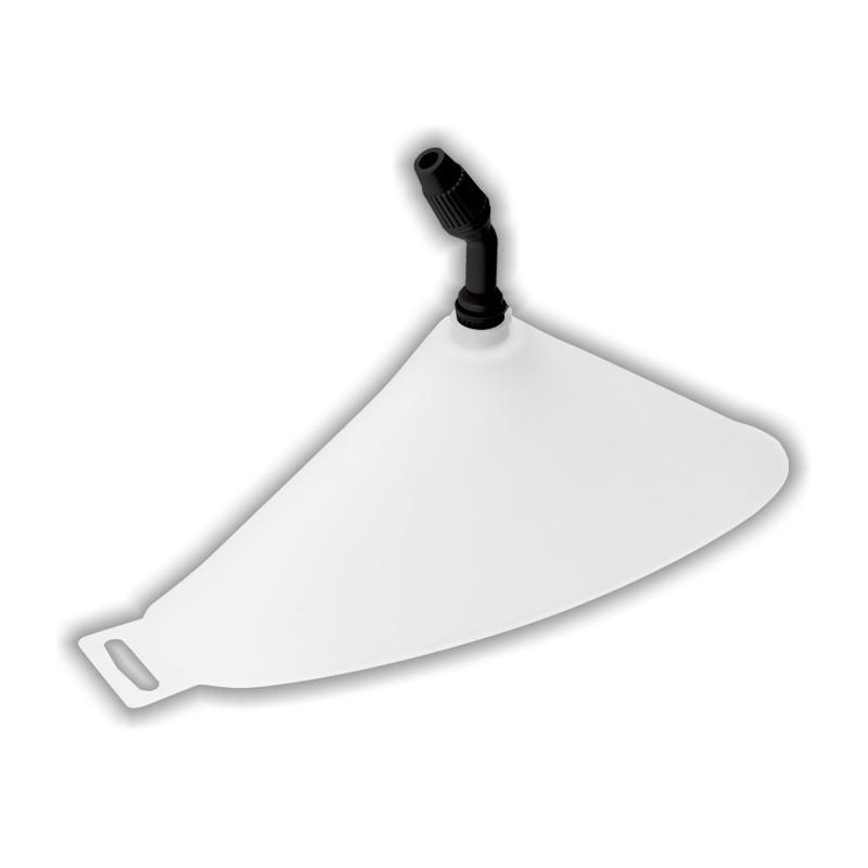 Greenmill Aquasystem Pistolet metalowy 7funkcyjny GB2307C