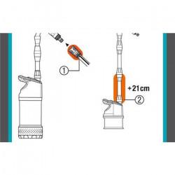 Gardena Pompa zanurz do czystej wody 17000 Aquasensor 903620 GA9036