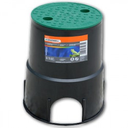 Greenmill Aquasystem Szybkozłączka mosiężna 12cal STOP GB1011C