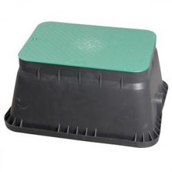 Greenmill Aquasystem Dysza zraszająca mosiężna z regulacją GB1022C