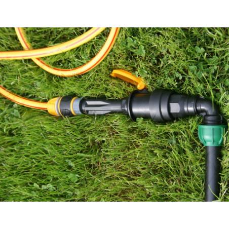Greenmill Aquasystem Sterownik nawadniania 24v 8 sekcji z transformatorem GB6968C