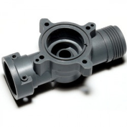 Greenmill Aquasystem Zestaw węża 15mb 12cal z przyłączami i pistoletem 4funkcyjnym GB2615C