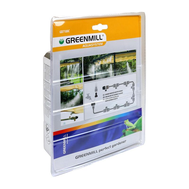 Greenmill Aquasystem Złącze rury 25mm z gwintem F34cal GB8383