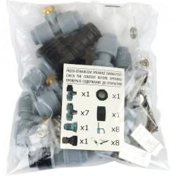 Greenmill Aquasystem Trójnik rury 25mm T GB8483